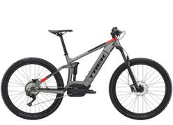 Trek Powerfly FS 5 EU 15.5 Matte Anthracite