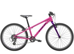 Trek Wahoo 24 24 Flamingo Pink/Purple Lotus NA