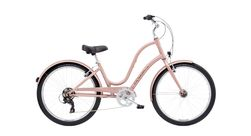 Electra Townie Original 7D EQ Ladies' 26 Rose Gold