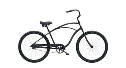 Electra Cruiser 1 Men's NON-US 26 TALL Matte Black NA