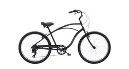 Electra Cruiser 7D Men's EU 26 TALL Matte Black NA