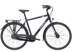 Trek L200 Men L Deep Dark Blue Gloss