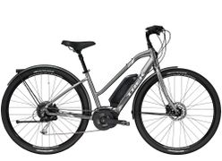 Trek Verve + Low-Step (EU) S Anthracite 400WH