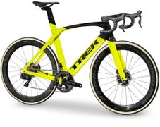 Madone SLR 9 Disc 60 Radioactive Yellow/Trek Black