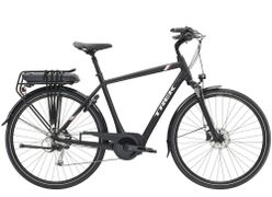 TREK TM2+ Men M Matte Trek black 400WH