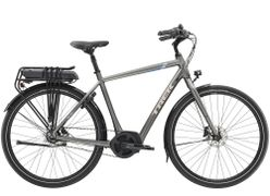 Trek UM4+ Men M Anthracite 500WH 500WH