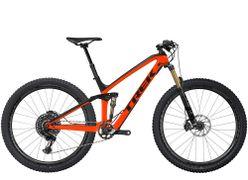 Fuel EX 9.9 29 17.5 Radioactive Orange/Trek Black