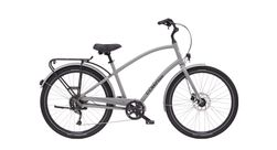 Electra Townie Path 9D EQ Step Over M Nardo Grey