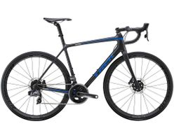 Trek Emonda SL 7 Disc eTap 54 Matte Black/Gloss Blue CR