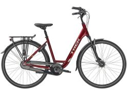 Trek L300 Lowstep XL Rage red NA