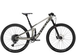 Trek Top Fuel 9.7 NX L Metallic Gunmetal/Dnister Black