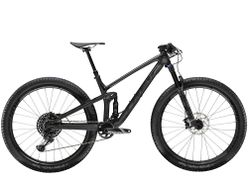 Top Fuel 9.8 GX L Matte Carbon/Gloss Trek Black
