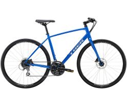 Trek FX 2 DISC S Alpine Blue NA