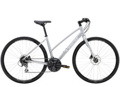 Trek FX 2 WSD DISC Stagger M Matte Quicksilver NA