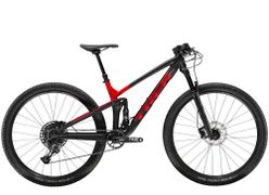 Top Fuel 8 NX XL Matte Trek Black/Gloss Viper Red