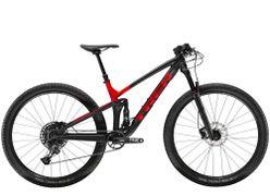 Top Fuel 8 NX XL Matte Trek Black/Gloss Viper Red