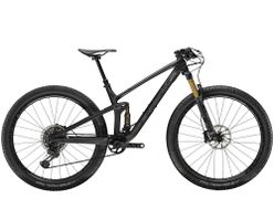 Top Fuel 9.9 XX1 M Matte Carbon/Gloss Trek Black