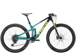 Top Fuel 9.9 XX1 S Trek Black to Teal Fade