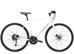 Trek FX 3 DISC M Crystal White NA