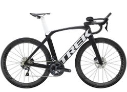 Madone SLR 6 D Speed 56 Matte Trek Black/Trek Whit