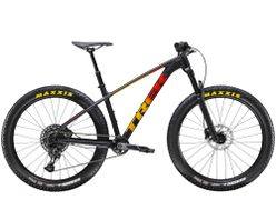 Trek Roscoe 8 ML Matte Black/Red/Marigold Fade NA