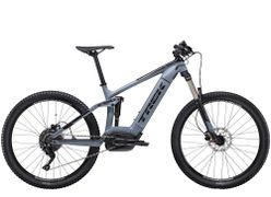 Trek Powerfly FS 4 G2 EU XL Matte Battleship/Gloss Blac