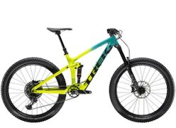 Trek Remedy 9.7 27.5 NXGX S Teal to Volt Fade NA
