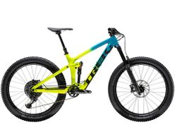 Trek Remedy 9.8 27.5 GX XL Teal to Volt Fade NA