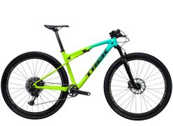 Trek Supercaliber 9.8 GX S Miami Green to Volt Fade NA