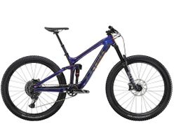 Trek Slash 9.8 29 GX L Gloss Purple Phaze/Matte Raw Car