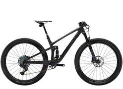 Top Fuel 9.9 XX1 AXS ML Matte Carbon/Gloss Trek Bl
