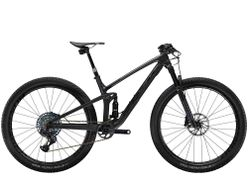 Top Fuel 9.9 XX1 AXS XL Matte Carbon/Gloss Trek Bl