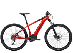 Powerfly 4 EU S 27.5 Matte Radioactive Red/Trek Bl