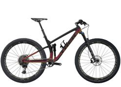 Trek Fuel EX 7 NX ML 29 Matte Dnister Black/Sunburst NA
