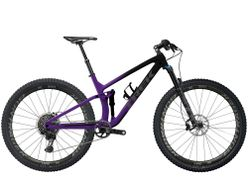 Fuel EX 5 Deore S 27.5 Trek Black/Purple Lotus NA
