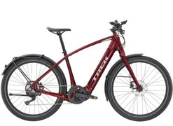 Trek Allant+ 8 L Rage Red