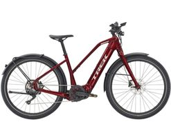 Trek Allant+ 8 Stagger L Rage Red 625WH