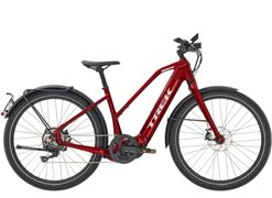 Trek Allant+ 8S Stagger L Rage Red