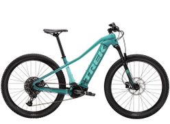 Trek Powerfly 5 W EU M 29 Teal/Miami Green 500WH