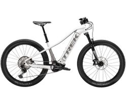 Trek Powerfly 7 W EU S 27.5 Crystal White/Metallic Gunm