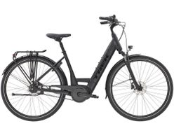 District+ 5 Lowstep M Matte Trek Black NA