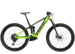 Trek Rail 9.7 NX EU L Raw Carbon/Volt 625WH