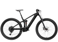Rail 9.8 GX EU S Matte Raw Carbon /Gloss Trek Blac