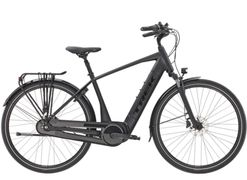 District+ 6 XL Matte Trek Black 400WH