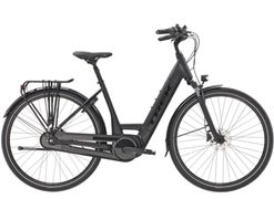 District+ 6 Lowstep XL Matte Trek Black 400WH