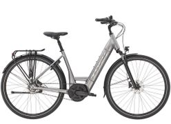 Trek District+ 7 Lowstep XL Anthracite 400WH