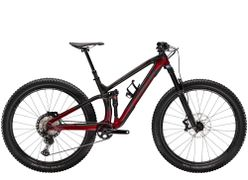 Trek Fuel EX 9.8 XT S 27.5 Raw Carbon/Rage Red NA
