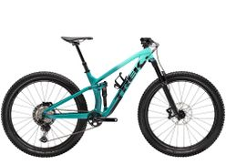 Trek Fuel EX 9.8 XT XL 29 Miami Green to Teal Fade NA