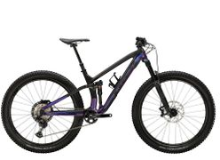 Trek Fuel EX 9.8 XT S 27.5 Gloss Purple Phaze/Matte Raw