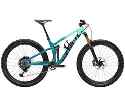 Trek Fuel EX 9.9 XTR XL 29 Miami Green to Teal Fade NA